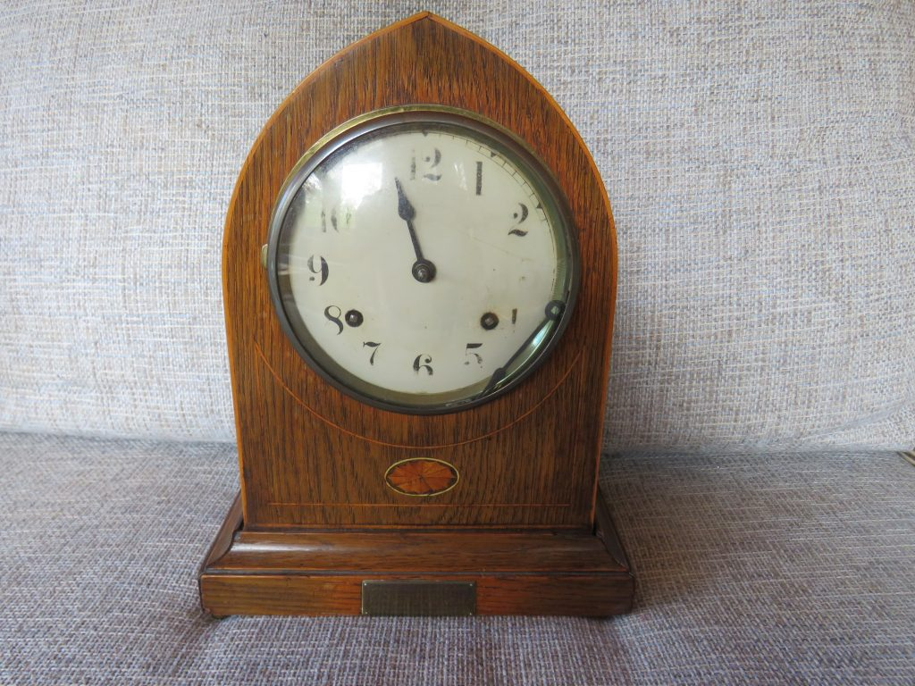 The Boyfriend Clock