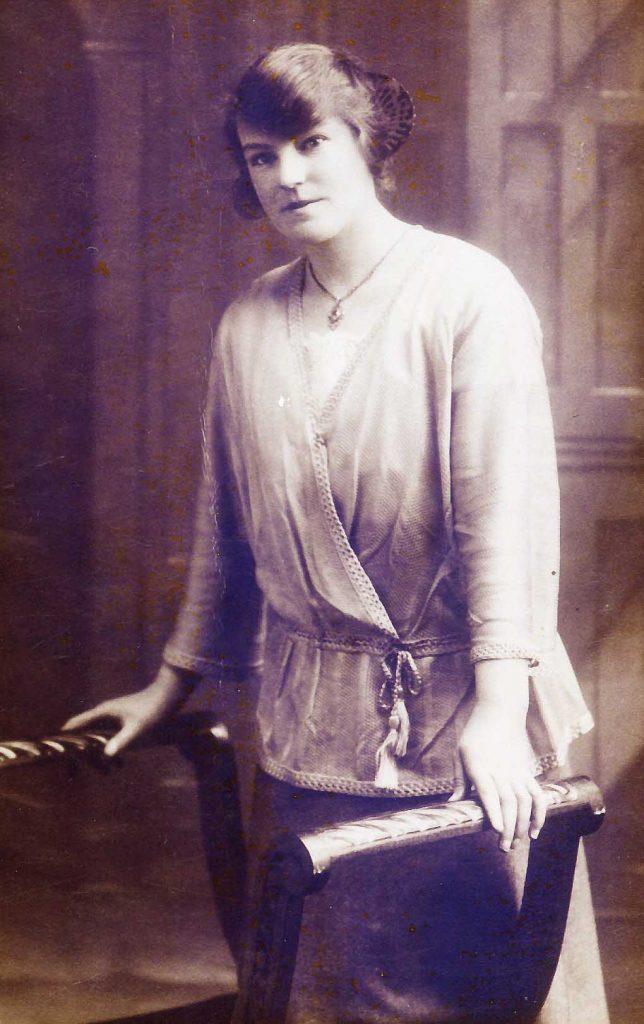 Helen (Nellie) Topple